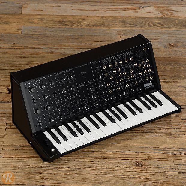 1710940ff69 Korg MS-20 Mini Semi-Modular Analog Synthesizer | Reverb