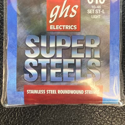 GHS ST-L Super Steels 10-46