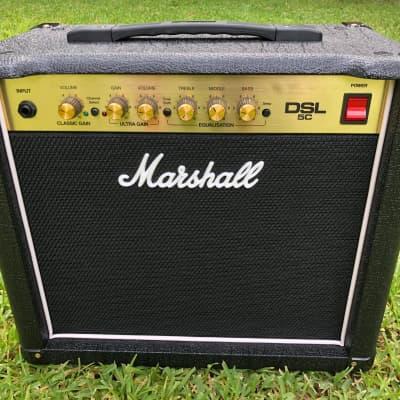 Marshall DSL5C 5 Watt 1X10 Combo Amp 2017