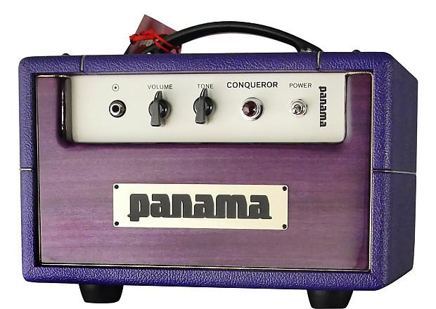 panama conqueror 5 watt hand wired tube guitar amp head reverb. Black Bedroom Furniture Sets. Home Design Ideas