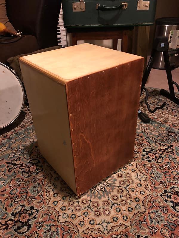 Cajon Drum Homemade | Steven's Gear