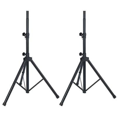 Stageline   SS156BK   Speaker Stand - Pair