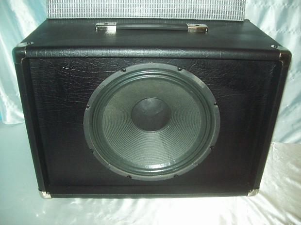 earcandy 1x12 es guitar combo amp speaker extension cab reverb. Black Bedroom Furniture Sets. Home Design Ideas