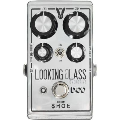 Digitech DOD Looking Glass Overdrive Effects Pedal for sale