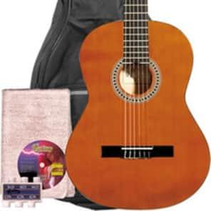 Monterey Classical Guitar Pack Natural Full Size 4/4 MC-139NPAK for sale