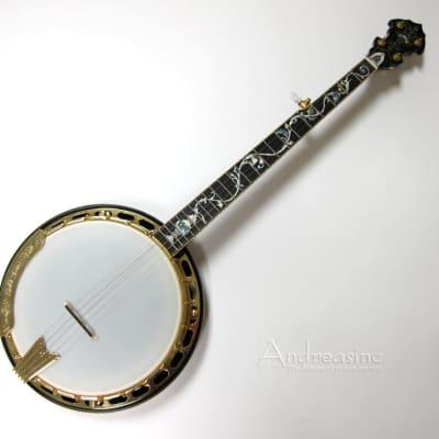 Gold Tone Orange Blossom 5-String Banjo w/ Case - OB-300 for sale