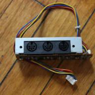 Roland Alpha Juno 1 & 2 MIDI Board