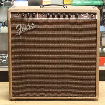 "Fender Concert 5G12 Brownface 40-Watt 4x10"" Guitar Combo 1959"