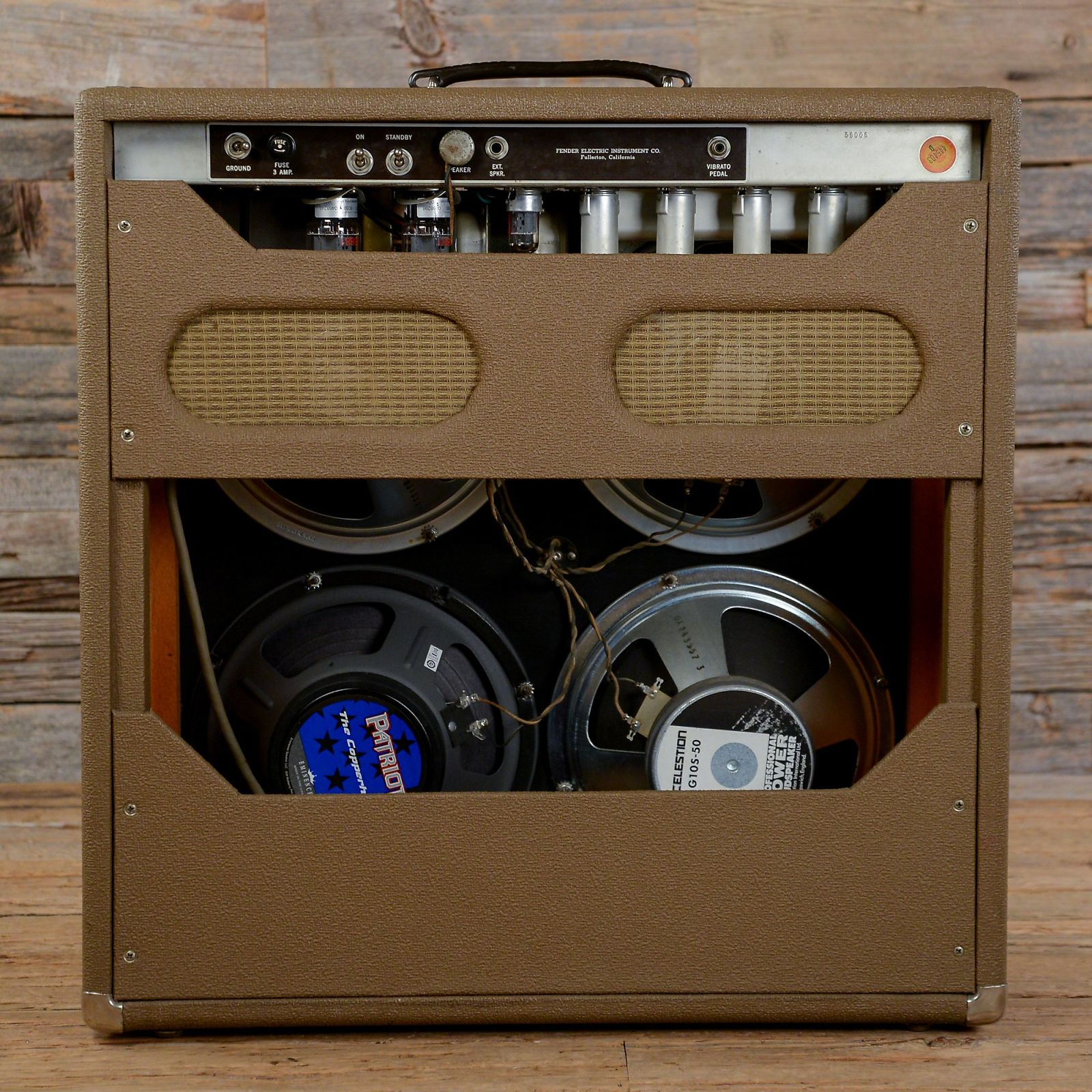 Fender Concert-Amp 1962