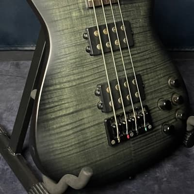 Legator Ninja 4 String Neck-Through Bass Guitar for sale