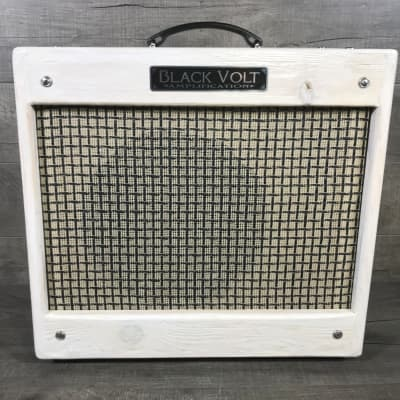 Black Volt 1x12 Limited Edition Whitey MKII for sale