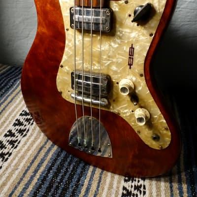 Egmond  Typhoon B2V V2 Bass 1960 Natural for sale