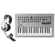 Korg Minilogue Polyphonic Analog Synthesizer Bundle