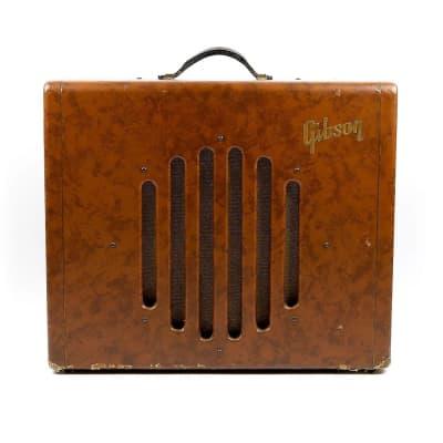 "Gibson GA-75 25-Watt 1x15"" Guitar Combo 1950 - 1951"
