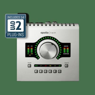 Universal Audio Apollo Twin DUO USB Audio Interface (Refurbished/New)