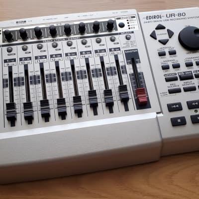 Roland Edirol UR-80 Portable USB Recorder