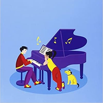 The Joy of First Classics – Book 1 Piano Solo Hal Leonard 14001238