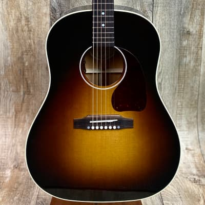 Gibson J-45 Standard Vintage Sunburst w/case