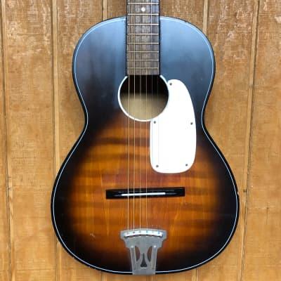 Kingston  Parlor Acoustic  Sunburst for sale