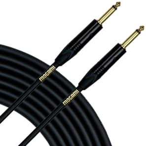 "Mogami Gold Instrument-10 1/4"" TS to 1/4"" TS - 10'"