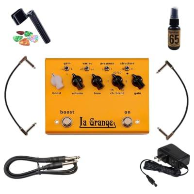 """New Bogner La Grange """"Plexi"""" Amplifier Emulator Guitar Effects Pedal - Plus Free Accessories!"""