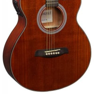 Brunswick BTK50M Grand Auditorium Cutaway Electro Acoustic, Mahogany for sale