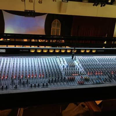Allen & Heath GL3800-848 8-Group 48-Channel Mixing Console