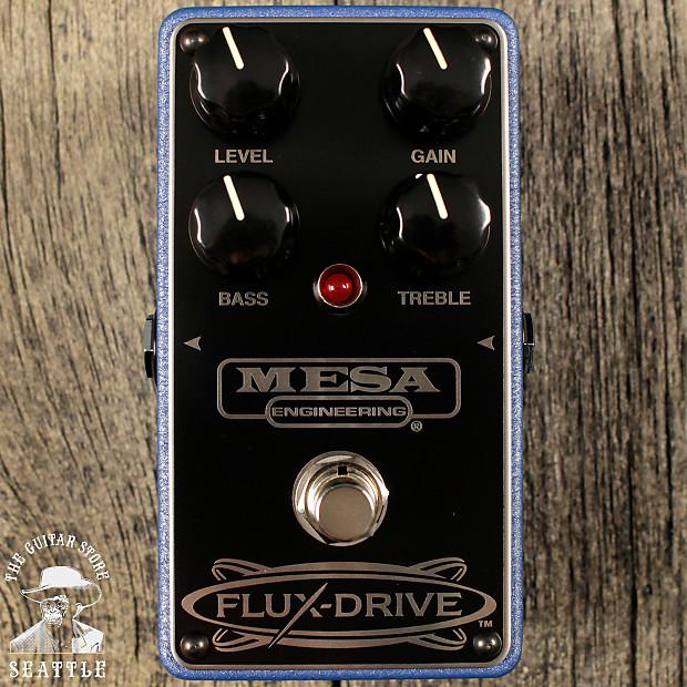 mesa boogie flux drive the guitar store reverb. Black Bedroom Furniture Sets. Home Design Ideas