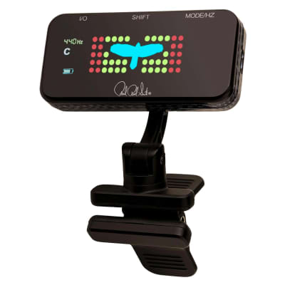 PRS Clip-On Headstock Guitar Tuner