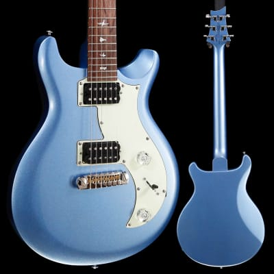 PRS Paul Reed Smith SE Mira, Rw Fb, Metallic Blue 912 6lbs 4.3oz for sale