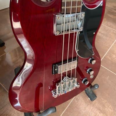 Gibson SG Standard Bass 2005 Cherry