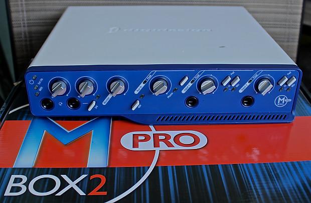 MBox 2 Pro Factory