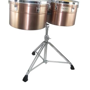 "Tycoon TTI/XL-1415A Extra-Deep Shell 14"" / 15"" Timbales"