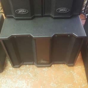 Peavey 3008830 TriFlex II 3pc 1000w Speaker System