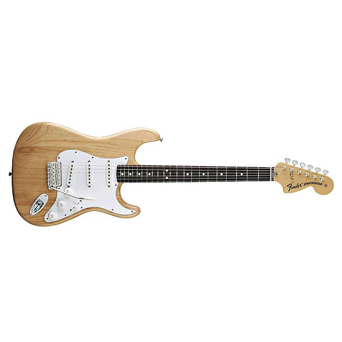 Fender Classic Series '70s Stratocaster 2015 Natural Ash image