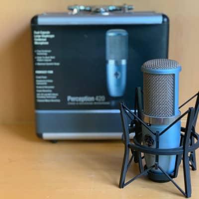 AKG Perception 420 Dual Capsule Condenser Microphone