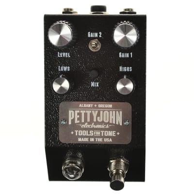 Pettyjohn Electronics Fuze Distortion Fuzz Pedal