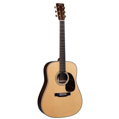 Martin D-28 Modern Deluxe Sitka Spruce / Rosewood Dreadnought