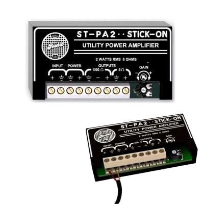 RDL ST-PA2 Utility Audio Amplifier - 2 Watt