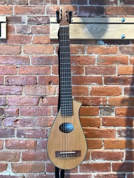 StringSmith Vagabond Travel Guitar Nylon Hand Made in USA Albany NY