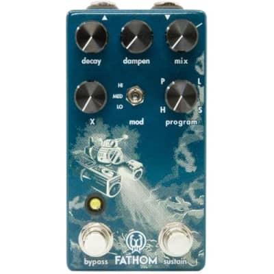 Walrus Audio Fathom pédale de réverbération multi-fonction for sale
