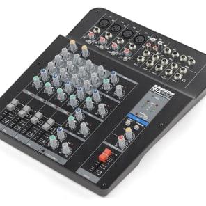 Samson MXP124 MixPad Series Compact 12-Input Analog Mixer