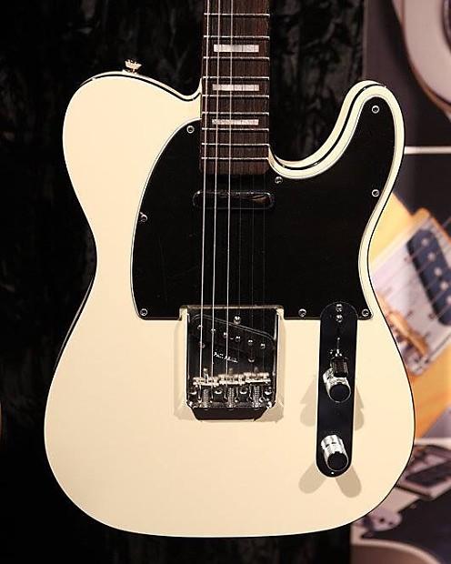 Fender Telecaster 60th Anniversary (240/500) 2012 White