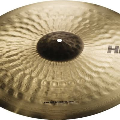 "Sabian 21"" HHX Raw Bell Dry Ride Cymbal B-Stock"