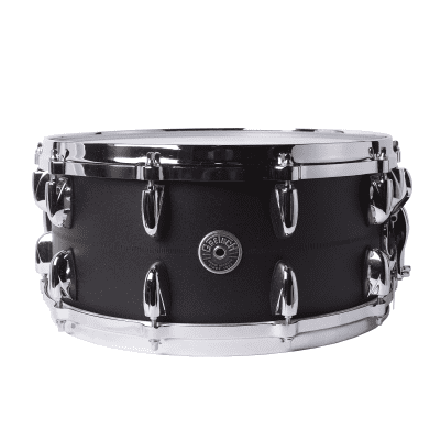 "Gretsch G4169BC USA Custom Black Copper 6.5x14"" 20-Lug Snare Drum 2018"