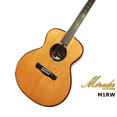 Merida M1RW All Solid Spruce & Indian Rosewood Grand Auditorium cutaway acoustic Guitar for sale