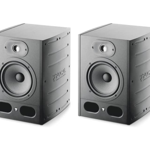 Focal: Alpha 65 Professional Monitoring Loudspeaker (Pair) - Speaker (Pair) image