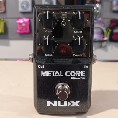 NuX MC-DLX Metal Core Deluxe