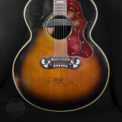 1968/69 Gibson J-200 Signed by Pete Townshend for sale