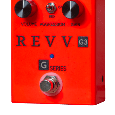 Revv G3 - Limited Edition Shocking Red